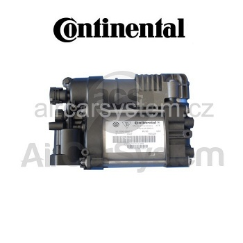 Kompresor podvozku Continental pro VW Touareg II 7P novy